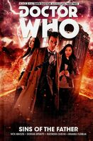 Tenth doctor volume 6 sins of the father