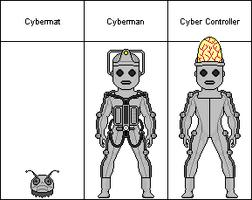 Cybermen-The Tomb of the Cybermen (1967)
