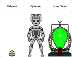 Cybermen-The Wheel in Space (1968)