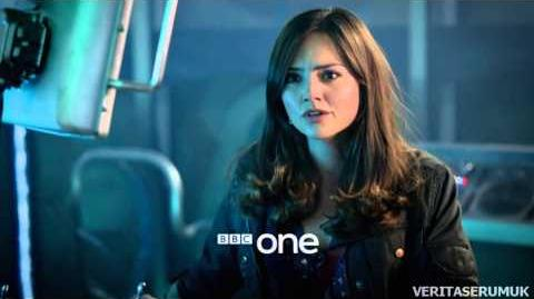 "Doctor Who Series 7 ""Hide"" - BBC One TV Trailer"
