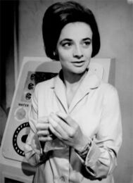 Barbara Wright (normally dressed)- Jacqueline Hill s. 1-2