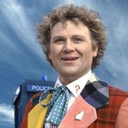 6th Doctor Colin Baker