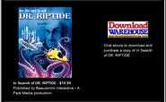 BEAUCOMM website Riptide ordering screenshot