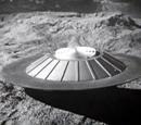 Cyberman spaceship (21st century)