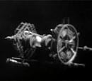 Cyberman transporter ship