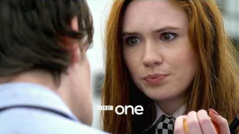Doctor Who The Eleventh Hour BBC One TV Trailer