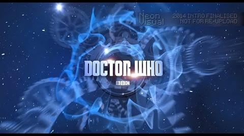 NeonVisual's 2014 Doctor Who Fan Title Sequence