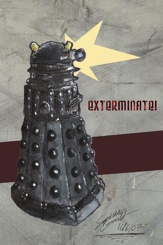File:Dalek sec painting by lazyperson202.jpg