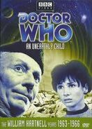An Unearthly Child Tape Cover