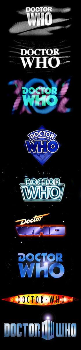 Dr Who Sendetermine