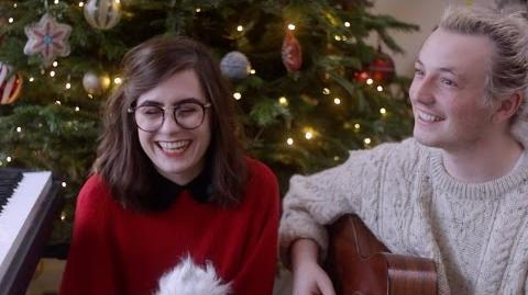 Baby it's Cold Outside Lewis Watson and dodie