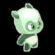 Pandawa Cub Ghost