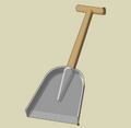 Crapouille Great Shovel