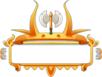 Ornament-Imposing Ruffian