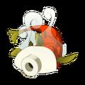 Stuffed Tupe-Halett Pike