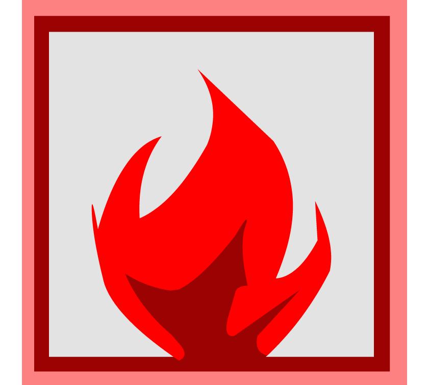 Resist. Fogo