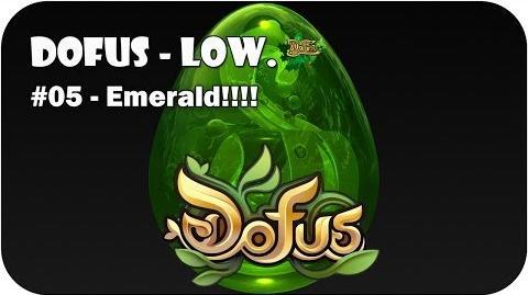 DROP Emerald Dofus Dark Vlad Labyrinth Shika Server
