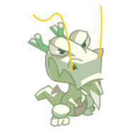 Golden Dragoone Ghost