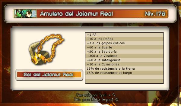 Amuleto jalato real