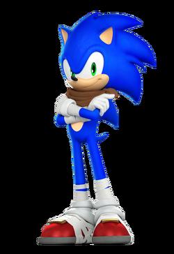 Sonic the Hedgehog Sonic Boom