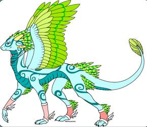 Hayai made with create-a-dragon-flash