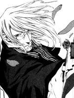 Mihai in the manga