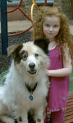 Kuma and Francesca on DWAB