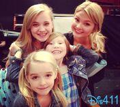 Ella Anderson & 3 Blondes