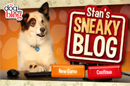 Stan's Sneaky Blog