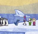Una aventura en el hielo