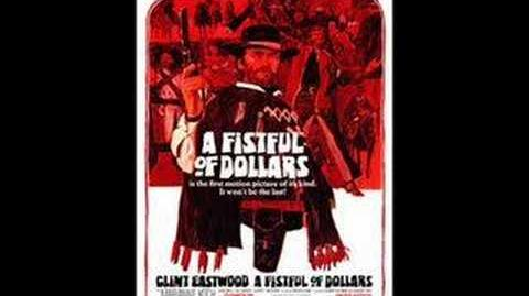 A Fistful of Dollars Main Theme