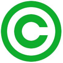 Plik:Copyright green.png