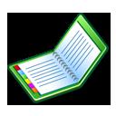 Plik:Nuvola apps kaddressbook.png