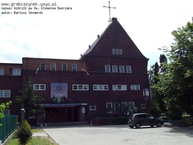 Plik:Parafia św. Klemensa Dworzaka.jpg