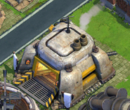 Bunker-Atomic age