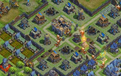Defensive City