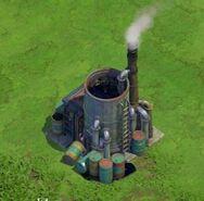 Oil Refinery lvl 3