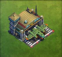 NATO Hangar