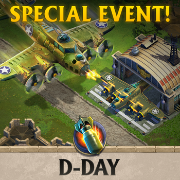 D-Day! Event
