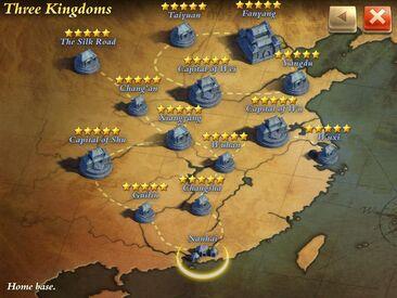 Three Kingdom