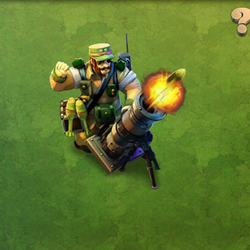 Heavy Field Mortar