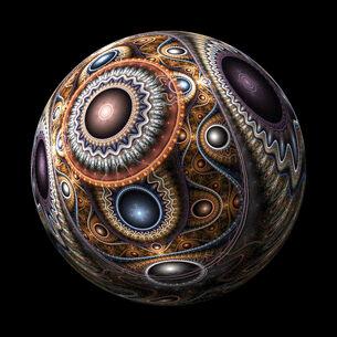 Magic sphere by atabeyli