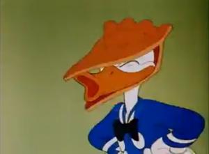 Donald Duck the clock watcher 1945 screenshot 2