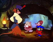 Mrs Brisby Fievel Justin & Mr Ages by BrianDuBose
