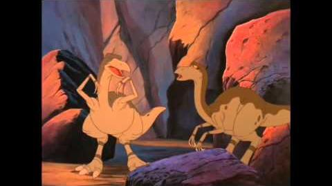 Land Before Time II - Eggs
