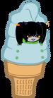 Ice sabine cone