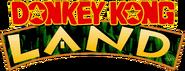 Logo - Donkey Kong Land