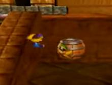 Tiny barrel
