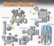 Frantic factory map