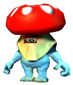 Mushroom Kremling